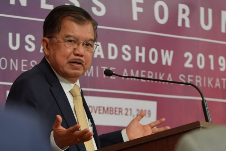 Indonesia takes role in efforts to save the earth: Kalla