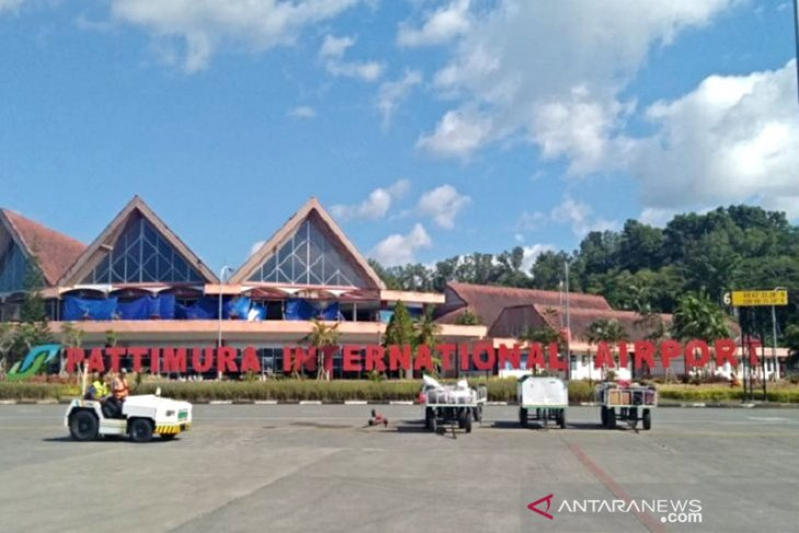 Operasional bandara Pattimura Ambon normal pascagempa magnitudo 68