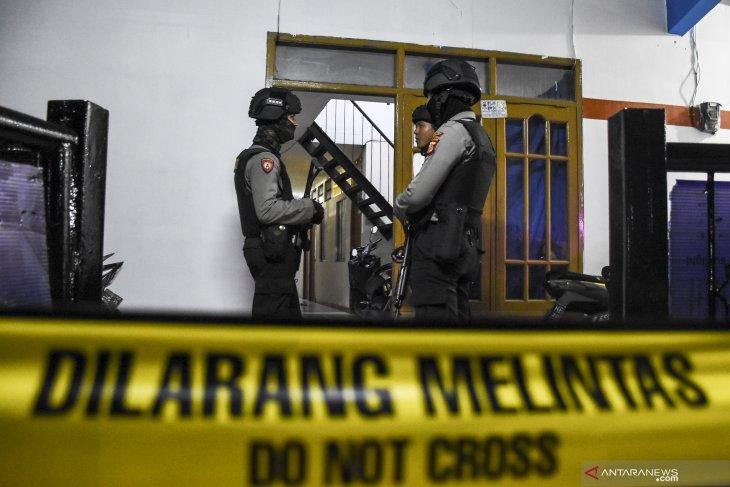 Densus 88 dan CTOC dalami kasus terduga pelaku teroris di Bali
