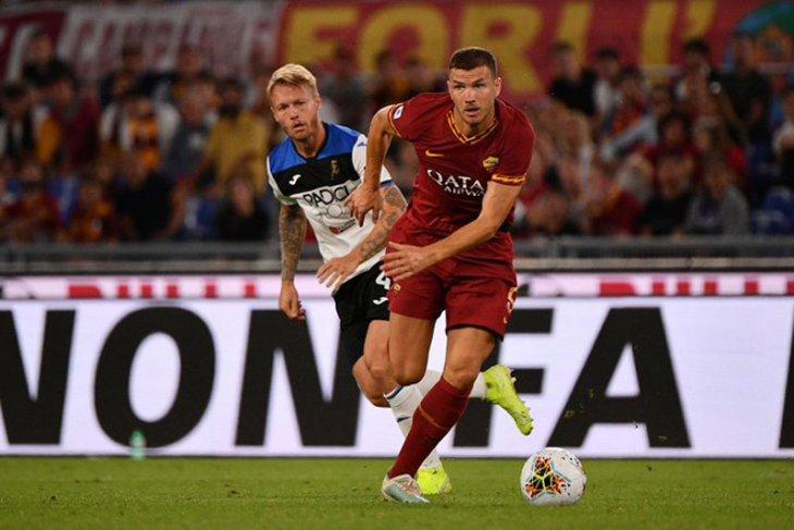 Roma telan kekalahan perdana di liga musim ini