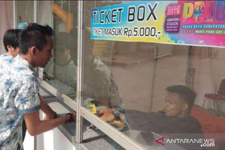 Pelaksanaan Pekan Raya Kabupaten Bekasi 2019 dievaluasi