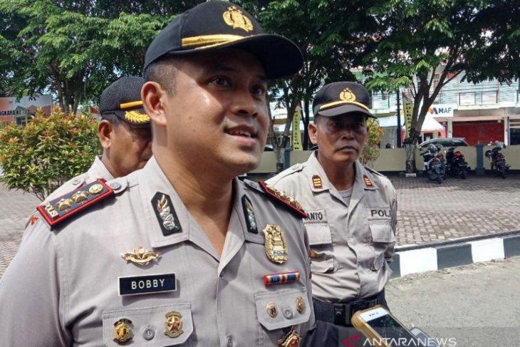 Dua warga diduga provokator demo mahasiswa dibebaskan Polres Aceh Barat