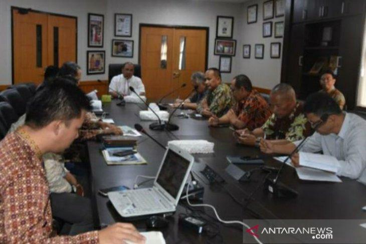 Gubernur Babel pimpin rapat rekomendasi kawasan strategis nasional