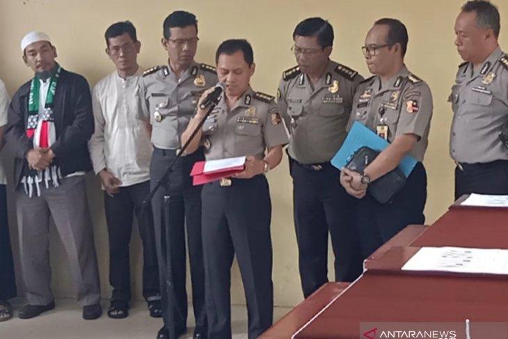 14 polisi korban aksi ricuh mahasiswa di MPR/DPR ditangani RS Polri