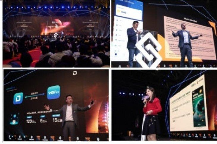 Full house at the S BLOCK 2.0 Dubai Summit DAO inaugurated the public blockchain 2.0