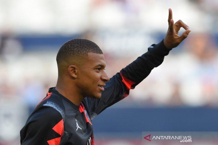 Klasemen Liga Prancis: PSG unggul dua poin di puncak