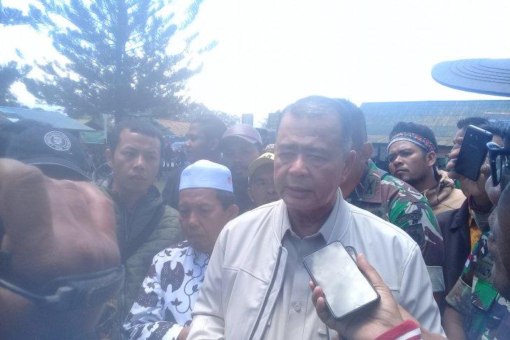 Wagub Sumbar kunjungi korban kericuhan di Jayawijaya