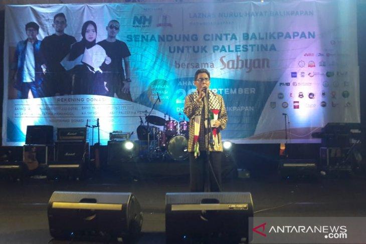 Pemprov Kaltim apresiasi kegiatan himpun dana untuk Palestina