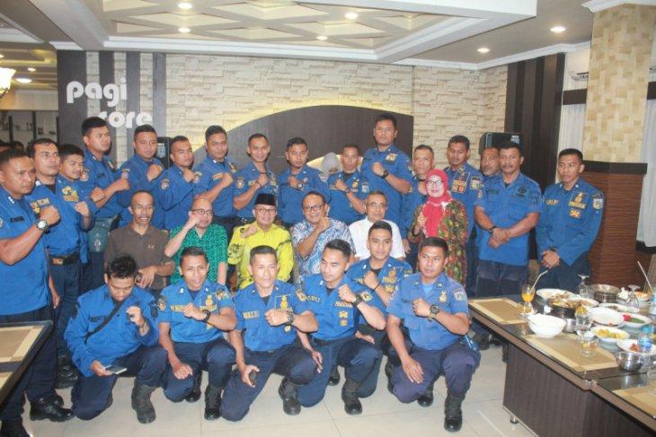Gubernur Jambi apresiasi bantuan penanganan karhutla dari DKI Jakarta