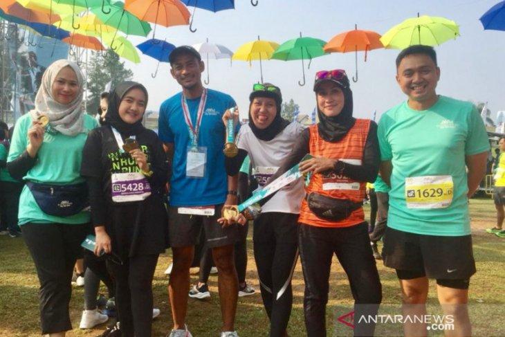 Highlands Half Marathon menjadi agenda tahunan Kabupaten Bogor