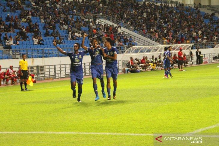 Liga 2, Persiba jaga peluang ke delapan besar dengan kalahkan PSBS 3-1