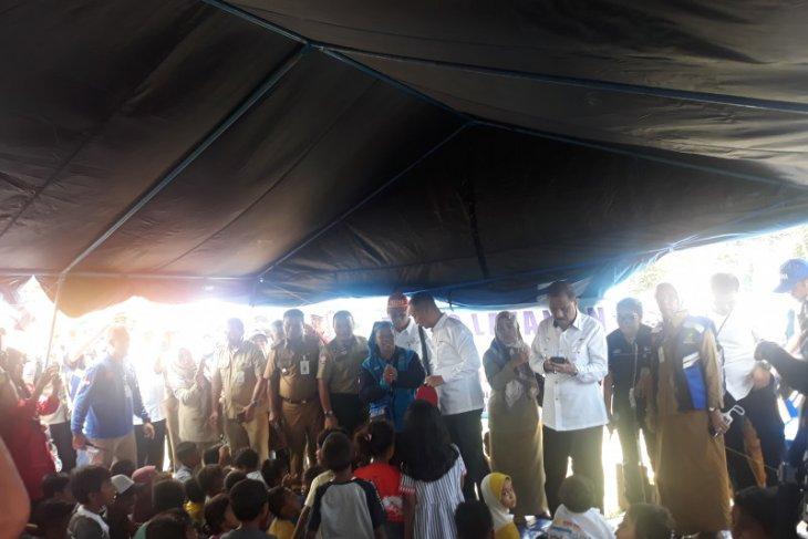 Kemensos: korban meninggal gempa Ambon capai 34 orang