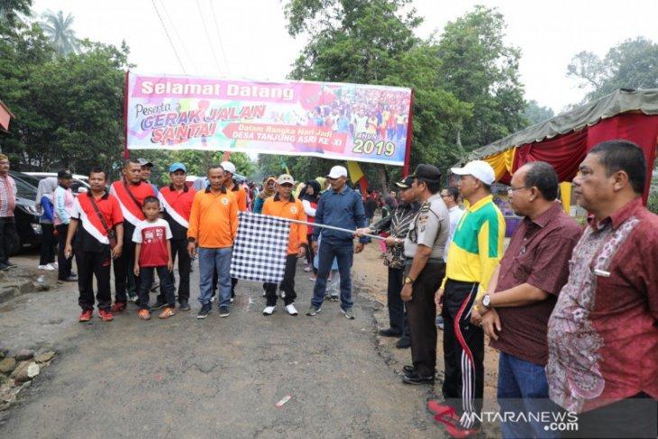 Bupati Asahan minta dukungan tuntaskan visi dan misi