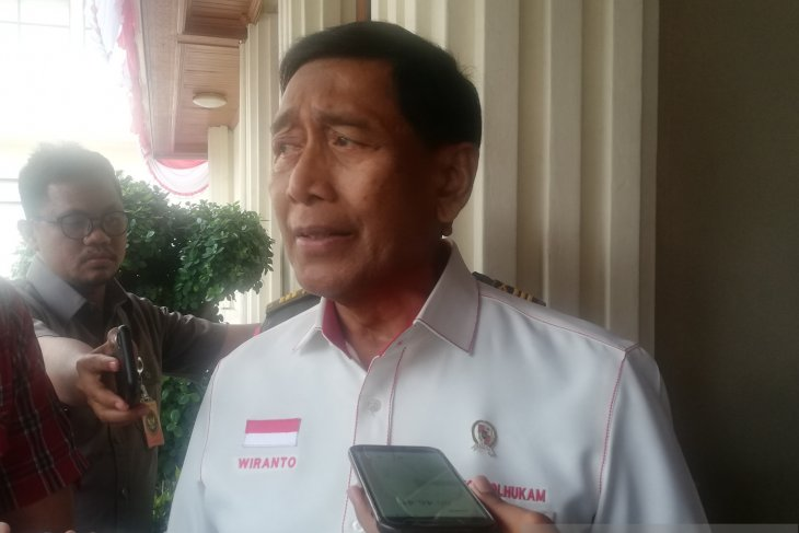 Fiji ex-defense minister holds meeting with Wiranto