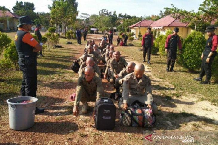 Pemkab Bangka Selatan gelar Diklatsar anggota Satpol PP