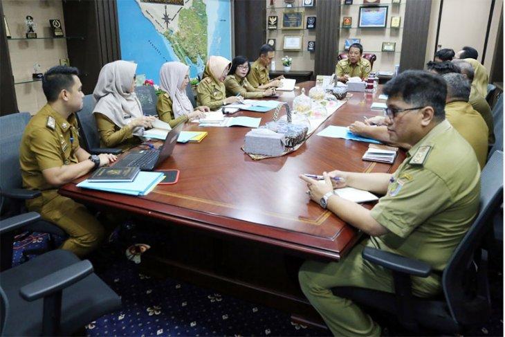 OPD Lampung Agar Presentasi Rencana Kerja Bergiliran Sesuai Misi Rakyat Lampung Berjaya