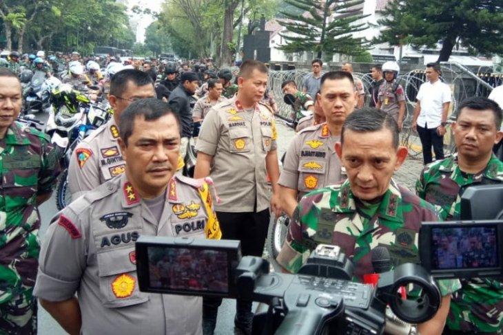 Pangdam: Patroli TNI-Polri beri rasa aman bagi masyarakat