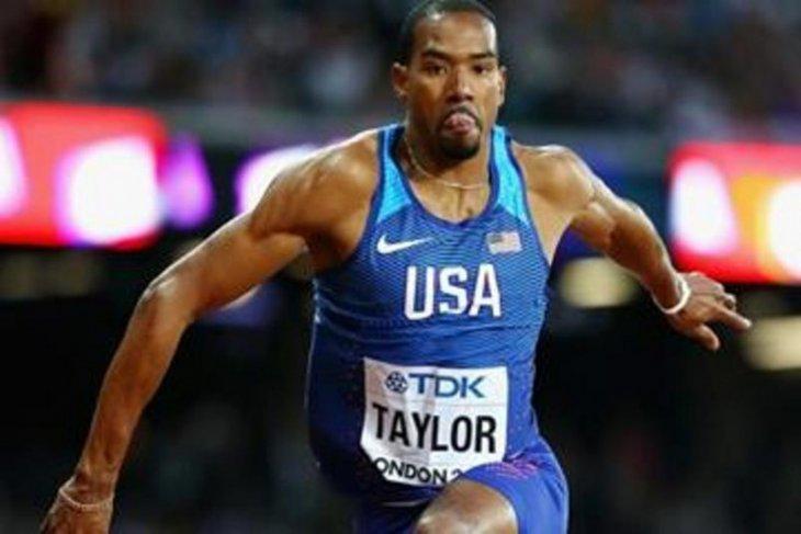 Christian Taylor bangkit dari kegagalan