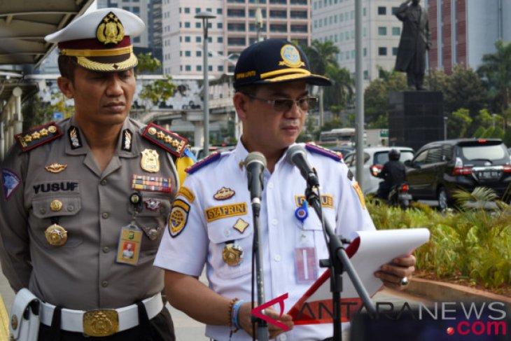 Dishub DKI Jakarta berlakukan perluasan ganjil-genap 9 September 2019