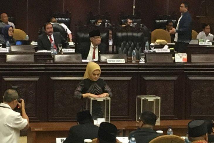 La Nyalla sah  jadi Ketua DPD 2019-2024