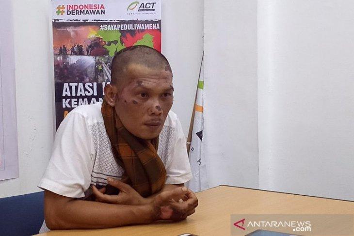 Korban kerusuhan Wamena, Erizal: Alhamdulillah saya selamat dengan pura-pura mati