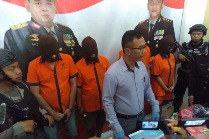 Polres Madiun Kota tangani 29 kasus penyalahgunaan narkoba selama 2019