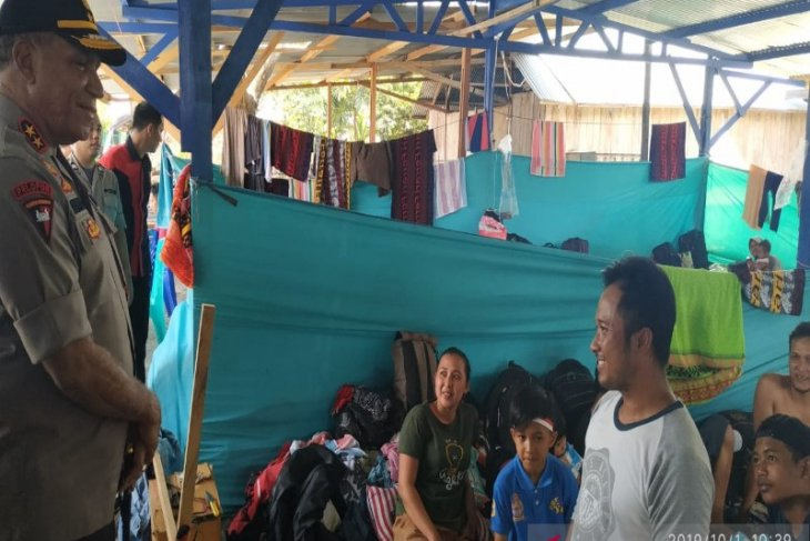 Papua police chief appeals to refugees to return to Wamena