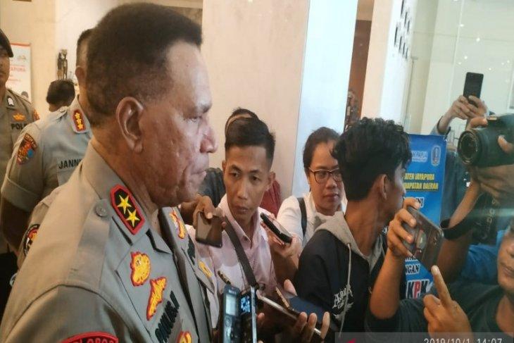 Kapolda Papua siap tambah personel ke Kabupaten  Puncak