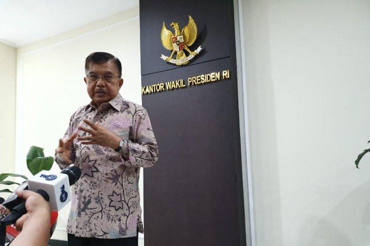 Wapres: Tiga kementerian diisi oleh menteri ad interm hingga 20 Oktober