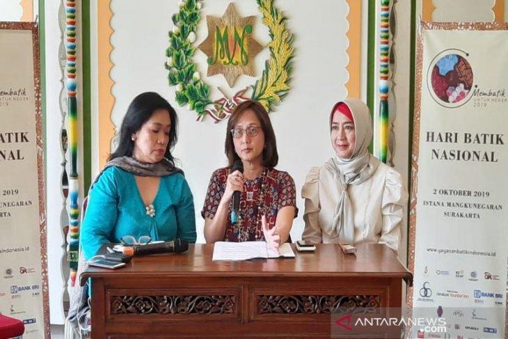 Presiden hadiri Hari Batik Nasional 2019 di Solo