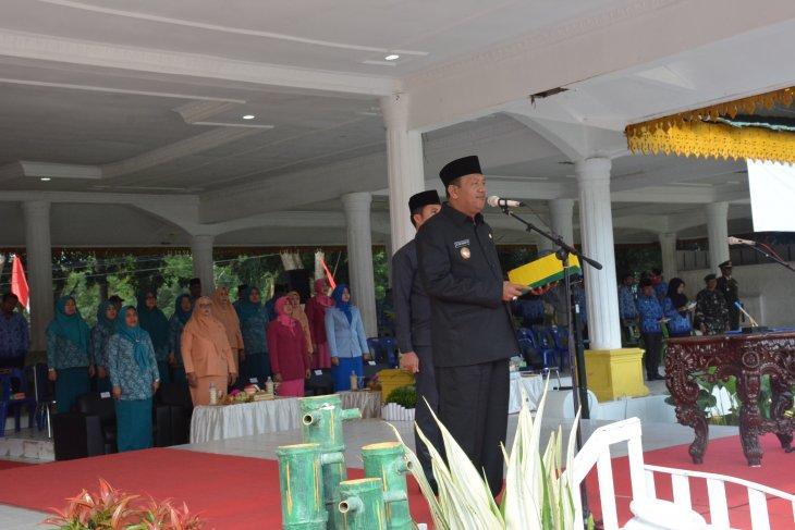 Wakil Bupati : Hari Kesaktian Pencasila untuk memperkokoh peran Pancasila