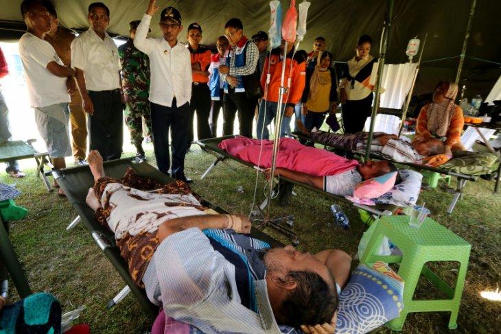 BMKG aktivitas gempa susulan di Maluku turun