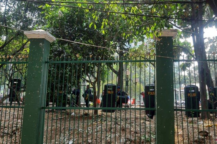 2.000 petugas keamanan dikerahkan antisipasi  demo buruh