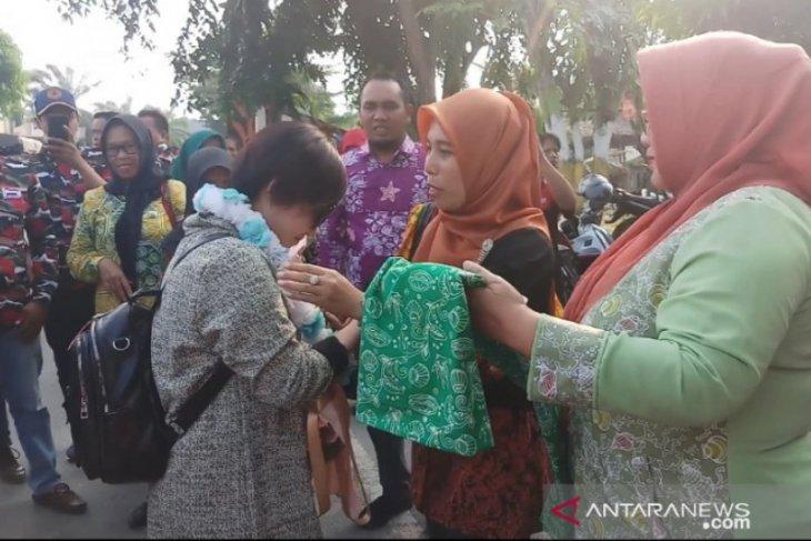 Pemkot-Masyarakat Tanjungbalai antusias sambut Anisa KDI 2019