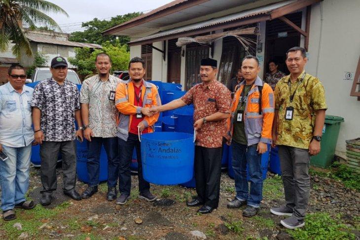 Solusi Bangun Andalas dukung program pengelolaan sampah