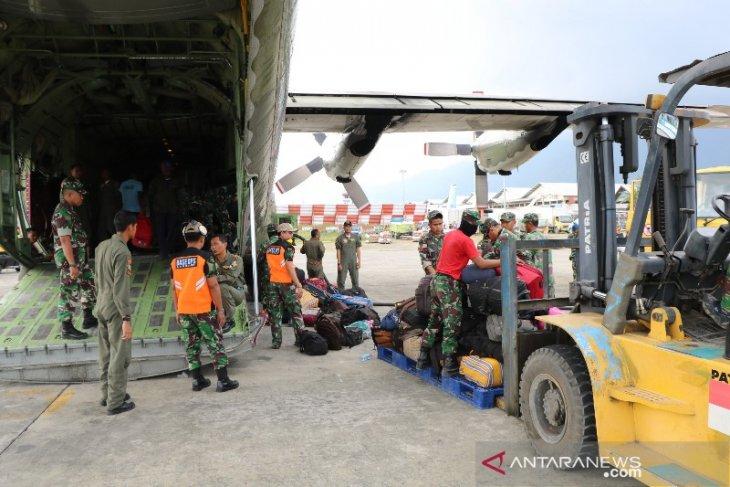 Jumlah pengungsi Wamena yang dievakuasi  capai 6.520 warga