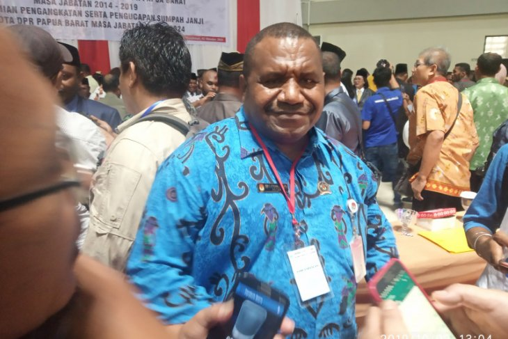 Enam kabupaten di Papua Barat belum tuntaskan dana Pilkada
