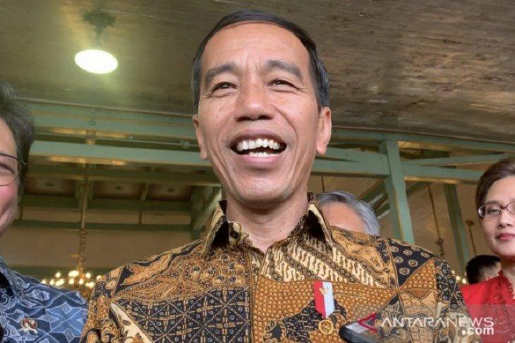 Jokowi baru akan fokus susun kabinet usai pelantikan