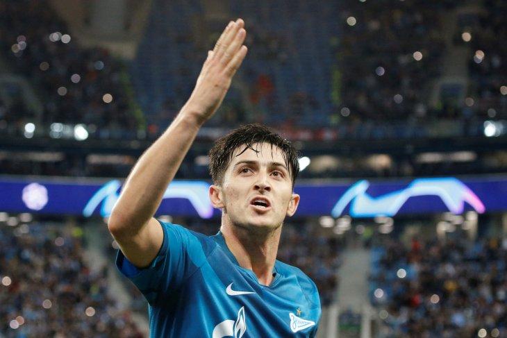 Liga Champions, Zenit puncaki klasemen Grup G setelah pecundangi Benfica