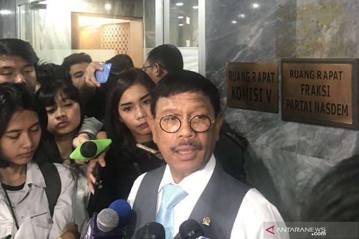 Fraksi NasDem dukung Bamsoet jadi ketua MPR