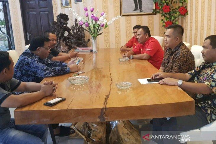 PLN jalin komunikasi dengan Bupati Madina