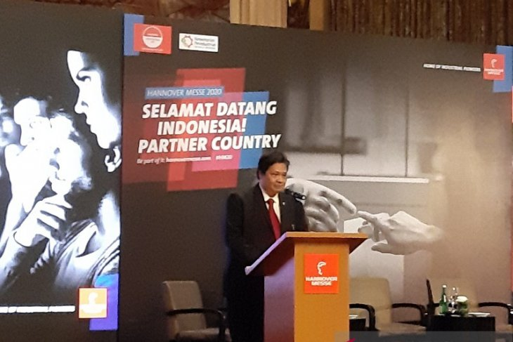 """""""Making Indonesia 4.0"""" roadmap to be highlighted in Hannover Messe"""