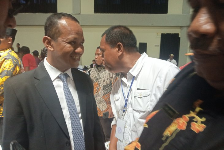 Bahlil: Politisi berperan wujudkan iklim investasi yang baik di Papua Barat