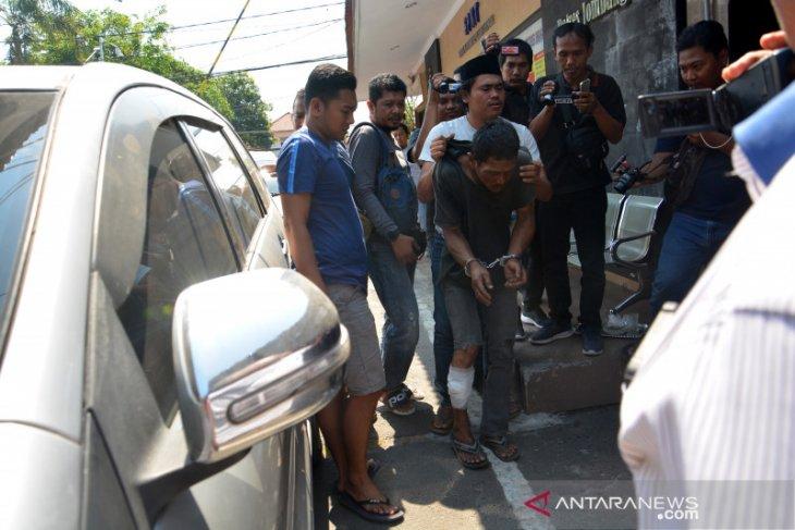 Pelaku pembunuhan pria di Jombang