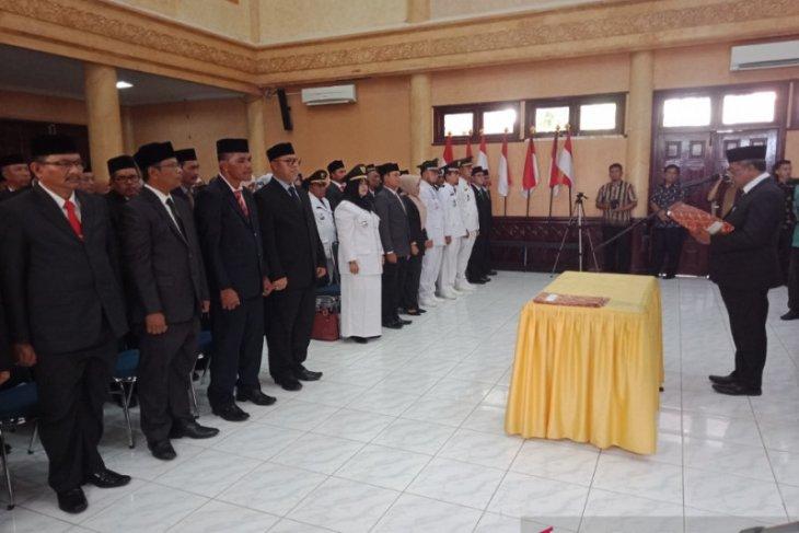 Ini dia pejabat baru Aceh Barat yang dilantik