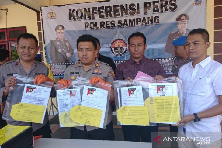 Polres Sampang tangkap 25 tersangka kriminal selama Operasi Sikat Semeru