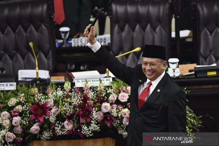 Prabowo competent to handle defense affairs: MPR Chief