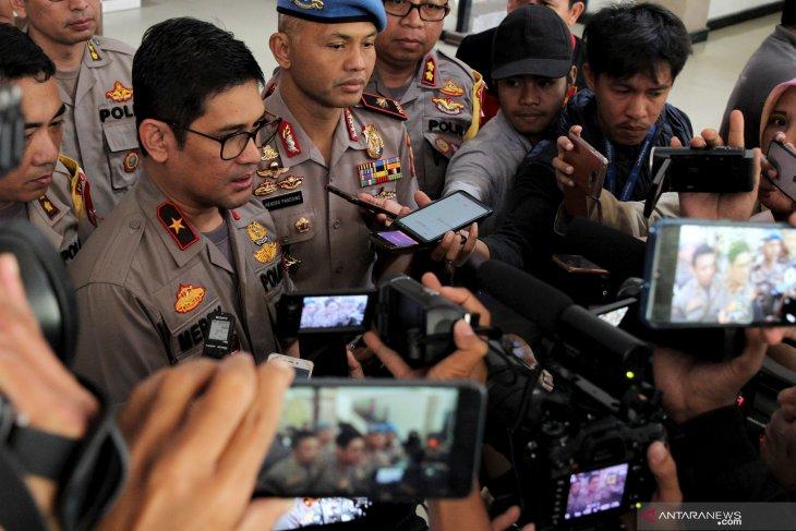 Mabes Polri periksa personil atas kasus penembakan mahasiswa