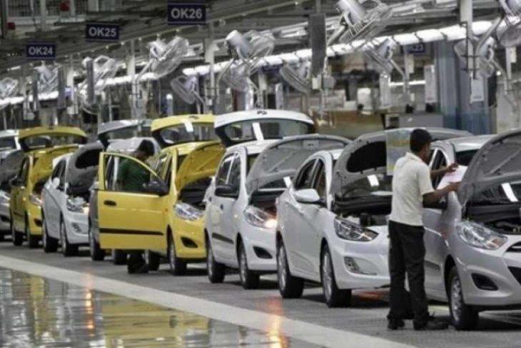 Industri otomotif kehilangan 700 miliar euro karena kebijakan AS