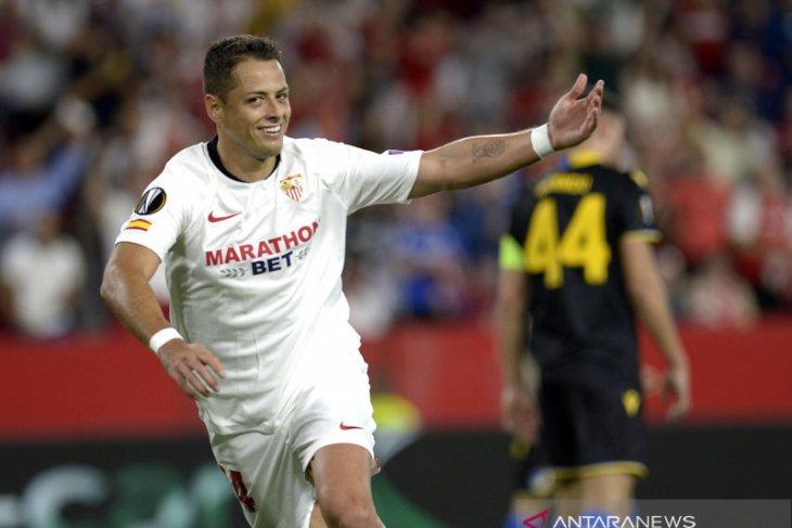 Liga Europa, Sevilla menang tipis, Qarabag lucuti Dudelange